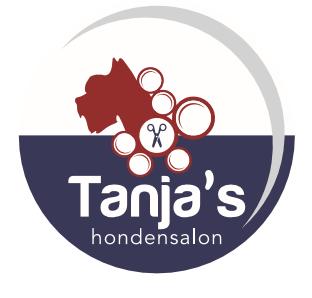 Tanja's Hondensalon logo